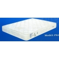 PS1 mattress with wooden base