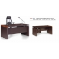 V509 1.4m Melamine Executive Table